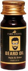 Park Daniel Organic Beard Oil (35 ml)