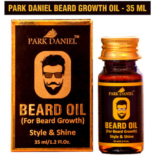 Park Daniel Premium Beard Growth Oil(35 ml)