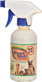 Ecofriendly and Non Toxic RestPro Flea and Tick Control Spray -225ml
