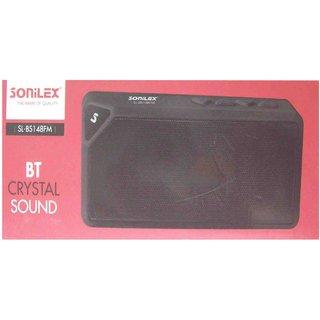 SONILEX PRIME SERIES BLUETOOTH SPEAKER. (SUPPORT WITH BLUETOOTH  FM  USB  TF CARD etc.)