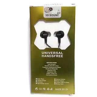 OG Lebon Earphone In the Ear Headset Headphone (Black) With Mic for Android