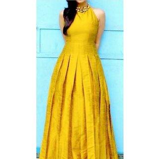 Trendy  Elegant Gown Dress