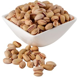 Appkidukan Regular Whole Salted shelled Pistachios (Pista) 1 KG