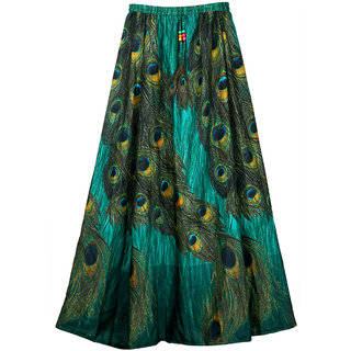 8dd1cf015e6 Buy VH FASHION Crepe Multi Color digital printed Women s Wear Stiched Skirt  VHBC-21 Online - Get 80% Off