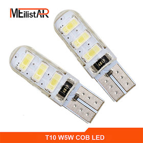 2pcs silicone 24 smd Lighting and Flash Car side wedge parking light