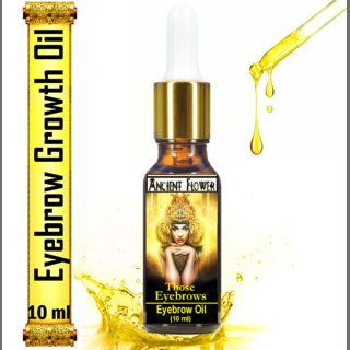 Ancient Flower - Those Eyebrows - Eyebrow Growth and care Oil  (10 ml)