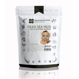 Dead Sea Mud - Revitalizing  Exfoliating face Pack (75 gm)