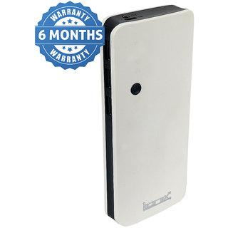 Lionix P3 Ultra Fast Charging Speed 3 USB Port 10000 Mah Power Bank (Black)