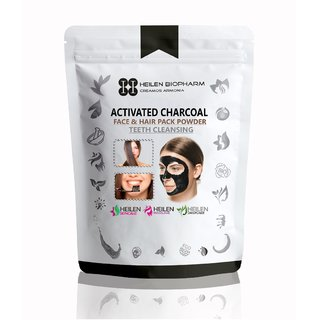 Activated Charcoal Powder for Face Pack (150 gram)