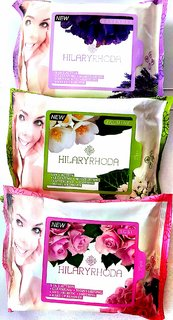 HR 100pc Facial Wipes Refreshing