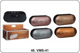 Signature VMS-41 Wireless Bluetooth Speaker (Assorted Colors)