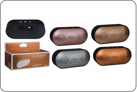 Signature VMS-40 Wireless Bluetooth Speaker With Aux, TF, USB and FM (Assorted Colors)