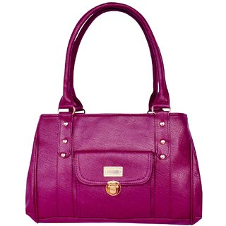 ALL DAY 365 Shoulder Bag  (Purple)