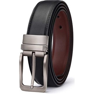 Fantasy Brown Casual Belt For Men (S) (Synthetic leather/Rexine)