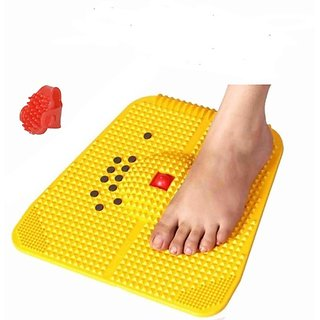 Quality ABS Acupressure Foot Mat 2000 with advance copper point for full body