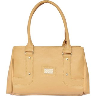 ALL DAY 365 SHOULDER BAG (TAN)