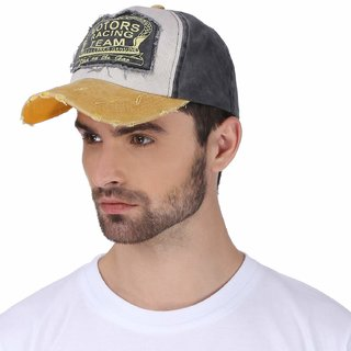 b5bcee11336 Buy Baseball Men s Adjustable Casual Cap leisure Solid Color Fashion Summer  hats For Men Women Yellow Coffee Online - Get 45% Off