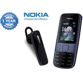 Nokia 2690 / Good Condition / Certified Pre Owned (1 Year Warranty) with Bluetooth Headset