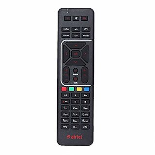 Airtel Digital TV DTH Remote controller