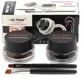 Music Flower Gel Eye Liner 6 g (24 H Eye Studio)111