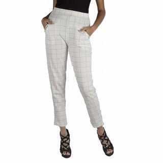 Riya Daily wear black-Blacki colour of palazzo pant or trousers