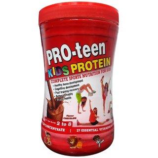 PRO-teen Kids Protein 2-8 age Chocolate 400 gm
