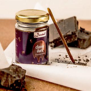 Decadenz Classic Dark Chocolate Fudge (Jar)