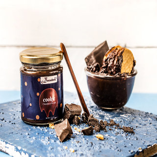 Decadenz Cookie Chocolate Fudge (Jar)