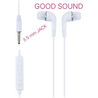 HEADFREE FOR MOBILE EXTRA BASS WHITE COLOR CODE-0