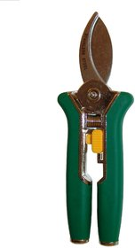 Mini Trimming Floral Shears Dark Green by Wonderland 10 X 3.2 X 0.7 Inch | garden Tools