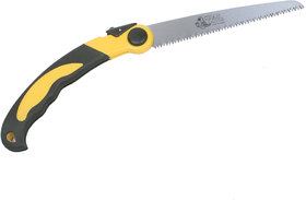 Wonderland Chain Long 210Mm Saw Yellow, Black And Silver : Garden Tool
