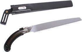 Wonderland Chain Long 350Mm Saw Silver And Black  Garden Tool