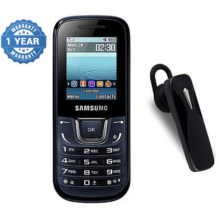 COMBO Samsung 1228 and Bluetooth Headset / Good Condition / 1 Year Warranty