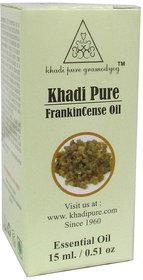 Khadi Pure Herbal Frankincense Essential Oil - 15ml