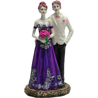 Paras Magic Flower Couple Showpiece