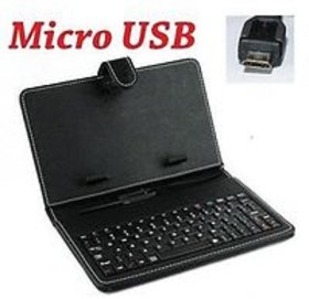 7 INCH MICRO USB KEYBOARD CASE COVER FOR NEXUS 7 TAB Tablet