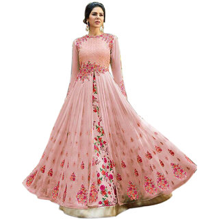 Hevy Designer Party Wear Long Gown ER11049