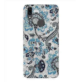 PREMIUM STUFF PRINTED BACK CASE COVER FOR ASUS ZENFONE MAX PRO M1 ALPHA 7155