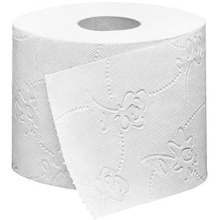 Buy Toilet Tissue paper (Set of 2), 2-ply soft Absorbent, Online - Get 27%  Off 0e82cba392f5