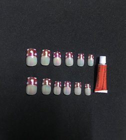 French Nail Art Teen Trendz