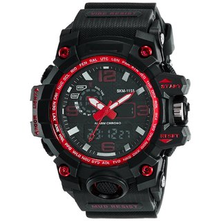 Sport Wear Designer Exclusive Analog Digital Watch