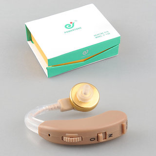Axon F-138 Tone Hearing Aid Behind Ear Sound Amplifier