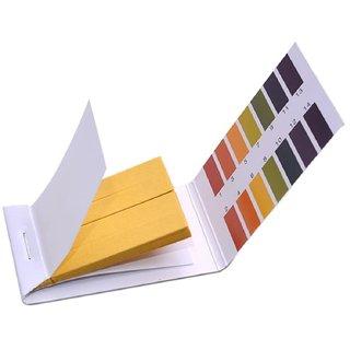 GSK PH Test Strips Indicator 1-14 Paper Litmus Paper Water Soil Testing, 80 Strips