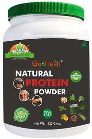 Geofresh Natural Organic Protein Powder 120 Gm