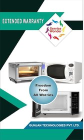 Service Wonder Microwave Extended Warranty 0 - 7000