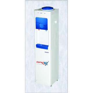 SUPRIMAX MAXHot and Cold Floor Standing Water Dispenser with 3.5L Cold Storage Capacity
