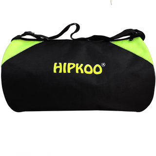 46419c4ae3 Buy Hipkoo OBSERVE BEST GYM BAG SHOULDER AND HAND HOLDER (GREEN) BAG Online  - Get 34% Off
