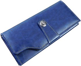 SN LOUIS BLUE WOMEN WALLET 104