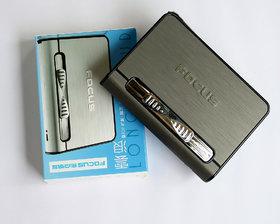 FOCUS Cigarette Case 2 in 1 Lighter