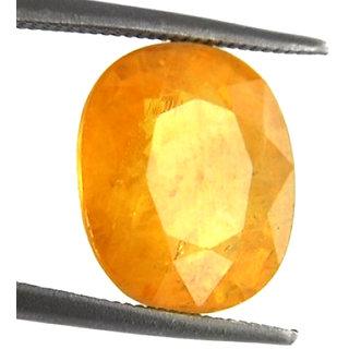 5.5ct Natural Yellow Sapphire (Pukhraj)
